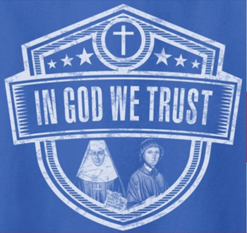 Catholic Family VBS: In God We Trust July 12 - 14