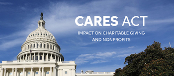 How You Can Help the CRC w/ the CARES Act