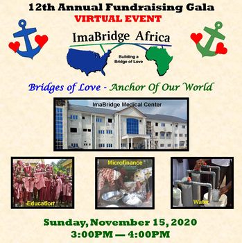 12 Annual Fundraiser Gala - VIRTUAL EVENT