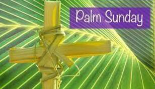 Mercy Minutes—Palm Sunday