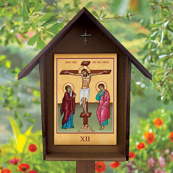 Stations of the Cross - St. Ann