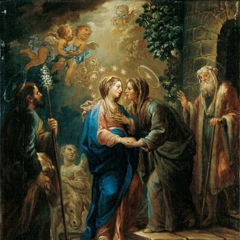 Feast of the Visitation of the Blessed Virgin Mary