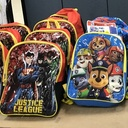 Catholic Charities Hosts Backpack Donation Event at Father English