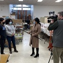 Catholic Charities Featured on CBS New York on MLK Day of Service (Video)