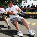 11th Annual Knights of Columbus and Catholic Charities Tank Pull