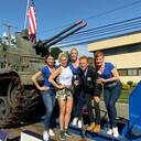CBS 2 New York Broadcasts Live from the NJ Army Tank Pull (Video)