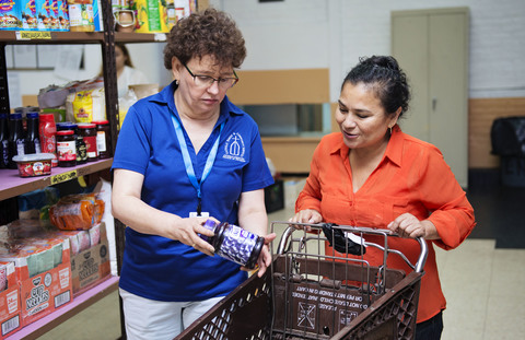 CFCS Catholic Charities Food Pantries