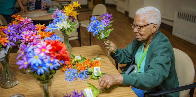 Senior Activities Program - Paterson