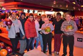 Murray House attends Special Olympics Bowling Event in Rutherford