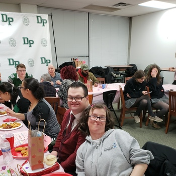 DePaul Valentine's Party