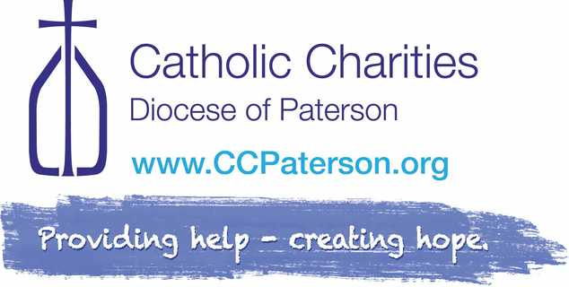 Catholic Charities Diocese of Paterson Logo