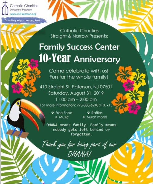 Family Success Center, Paterson