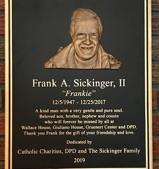Forever in our Hearts, Frank Sickinger