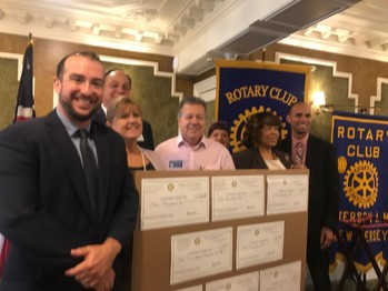 Rotary Clubs Come Together