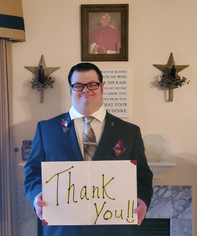 Thank You Giving Tuesday - Disabilities New Jersey