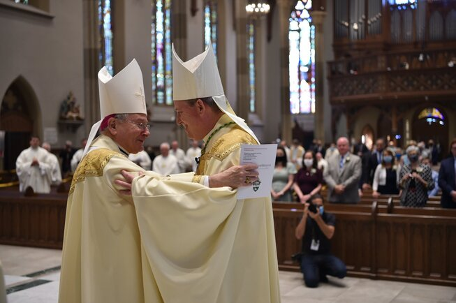 Year-End Giving New Jersey Charity Bishop Sweeney and Serratelli Paterson