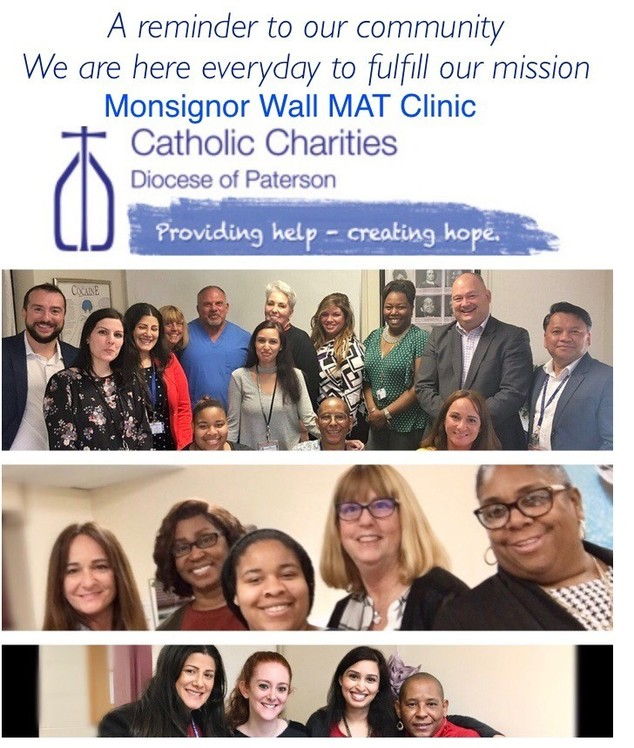 Monsignor Wall Center Paramus NJ Coranavirus Covid
