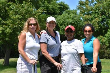 Fitness Knocking Golf Charity New Jersey