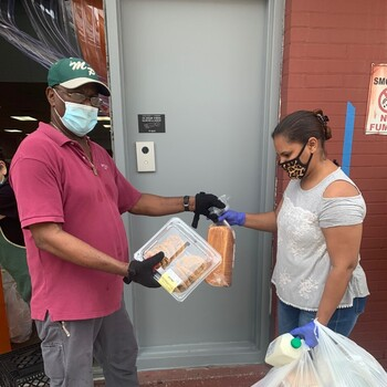Fr. English Food Pantry in Need of Help