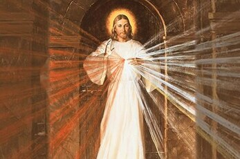 Divine Mercy At St. Bernard