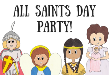 Grades K-1-2 Religious Education Mass and Party