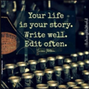 Writing Your Own Life Story