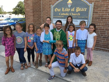 Youth Raise Over $300 For Hurricane Victims