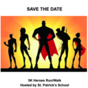 POSTPONED UNTIL FALL 2020 - St. Patrick's School 5K Heroes Run/Walk at FDR State Park