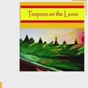 Teepees On The Levee -- A Children's Book about the Christmas Bonfire Tradition in Gretna