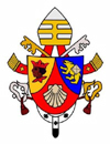 Benedict XVI's Papal Coat of Arms Presented