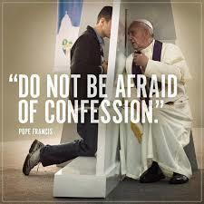 Confession Available In All Parishes