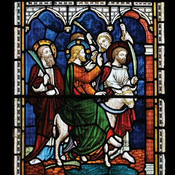 Palm Sunday Of The Passion