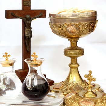 Catechesis On The Mass By Deacon Thomas