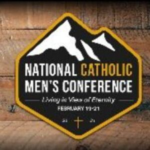 Virtual Men's Conference Feb 19-21st