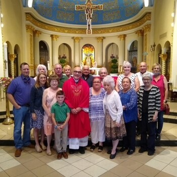 Fr Rick Is Celebrating 25 Years Of Priestly Ministry