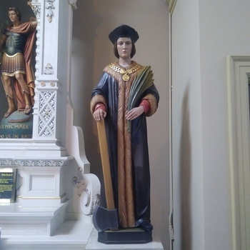 A Man For All Seasons -- St Thomas More