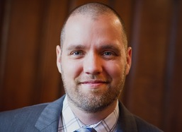 Josh Canning, National Catholic Coordinator for Alpha Canada, Co-founder of UEvangelize.org