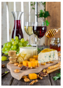 CRHP Wine and Cheese