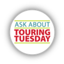 Our Fourth TOURING TUESDAY