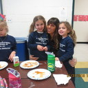 Reading Partners and Pancake Lunch
