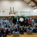 St. Patrick's gives thanks to our First Responders