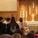 Students finish CSW at Mass