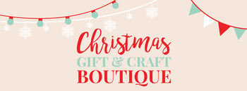Christmas Boutique-November 18, 2018 9 am to 4 pm