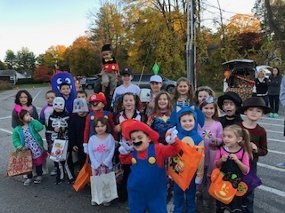 1st Annual Trunk or Treat