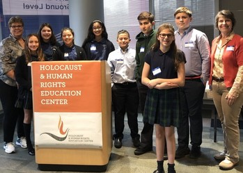 Holocaust & Human Rights Education Center