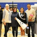 Basketball and Cheer Senior Night