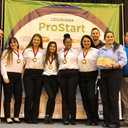 Second Place in Louisiana ProStart Invitational