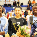 Volleyball Senior Night 2019