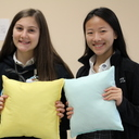 FACS Students Create Pillows