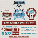 Spring Athletic Event and Crawfish Boil